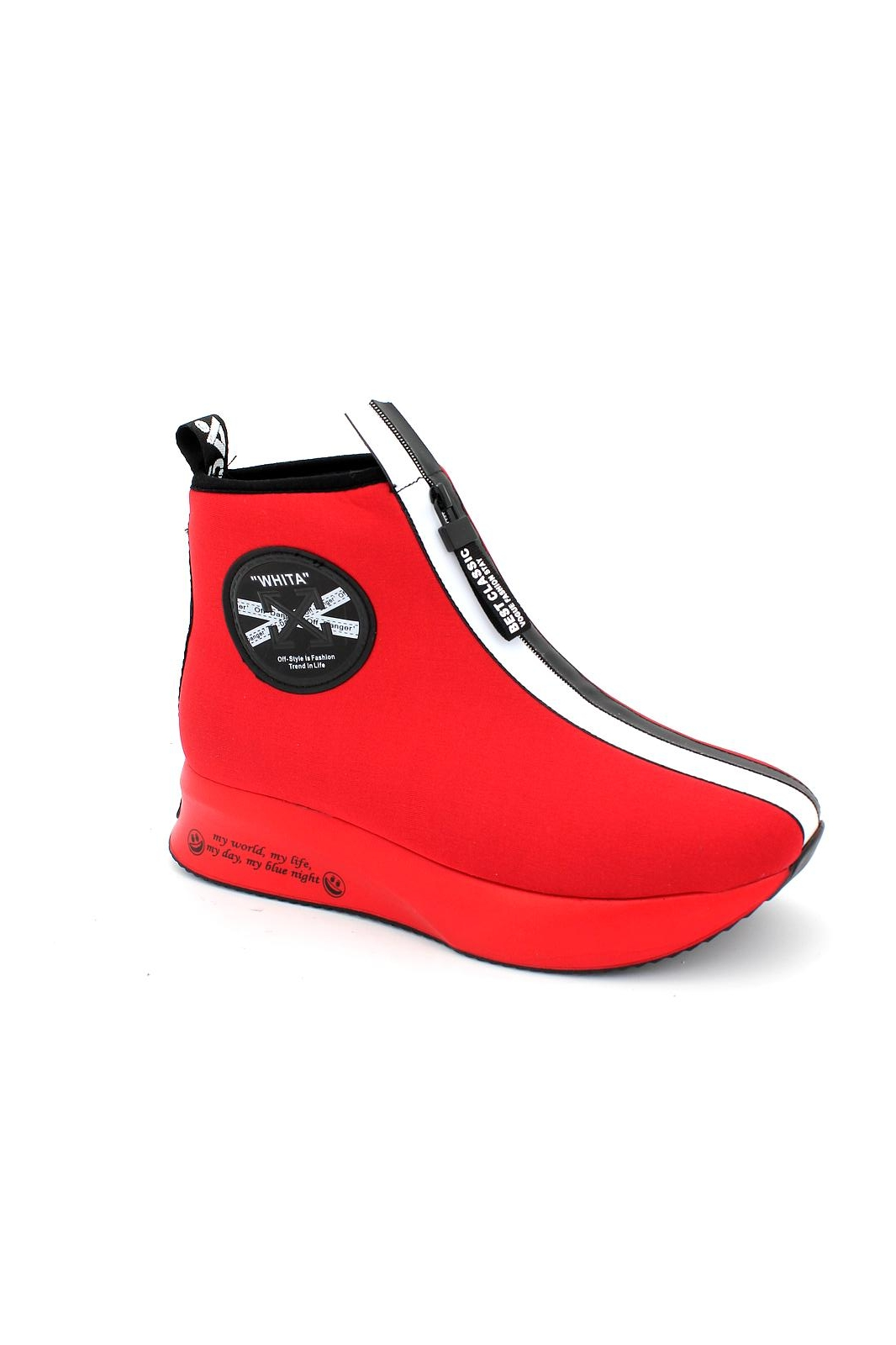 Ботинки женские Ascalini R11110X