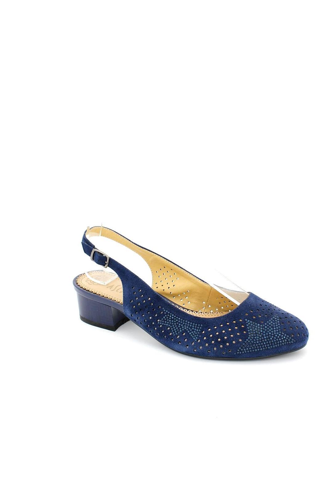 Туфли женские Ascalini W20124B